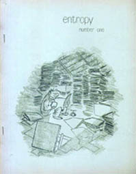 Entropy 1964 Cover Art by ATom