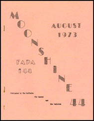 MoonshineIssue 44 August 1973