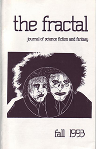 The FractalIssue 1 Fall 1993Cover art by Margaret C. Muller