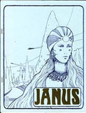 Janus Issue 9 1977Cover art by Robert Kellough
