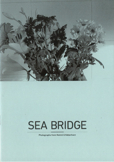 Sea Bridge Photozine Cover by Pere Saguer