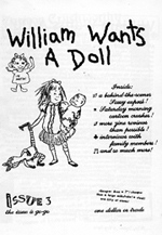 William Wants A Doll Issue 3