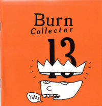 Cover of Burn Collector #13.