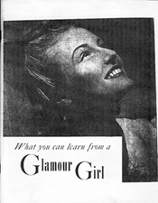 What you can learn from a Glamour Girl