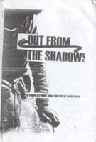 The cover of the first issue of Out From the Shadows