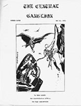 The Central Ganglion Issue 7 1983