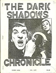 The Dark Shadows ChroniclesIssue 3 December 1976