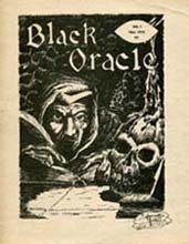 Black Oracle Issue 8 1973