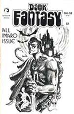 "Dark Fantasy #18 ""All Imaro Issue""  1978"