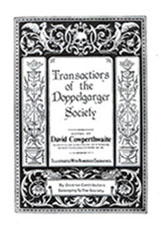 Transactions of the Doppelganger Society1990Cover by Colin P. Langeveld