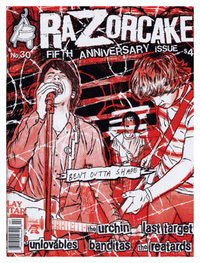 Fith anniversary issue