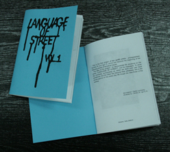 Language of Street Issue 1