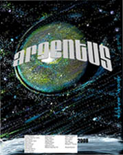 Argentus Issue 8 2008Cover art by Delphyne Woods