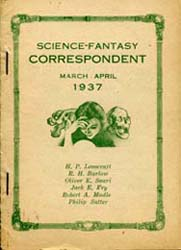 Science-Fantasy Correspondent March-April 1937