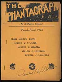 The Phantagraph, March-April 1937