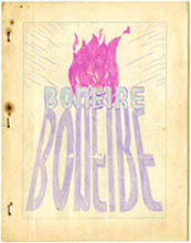 Bonfire Issue One 1941