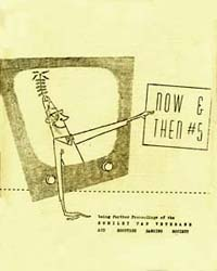 Now & Then Issue 5 September 1955Cover art by Harry Turner
