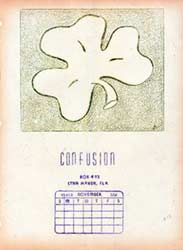 Confusion Issue 12 1952