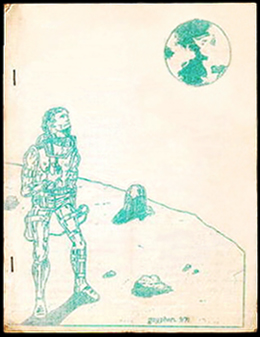 OxytocicIssue 6 Spring 1972Cover art by Mark Jenkins
