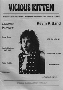 Cover of Vicious Kitten