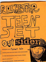 Rochester Teen Set Outsider Issue 1
