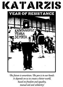 Cover of Katarzis: Year of Resistance