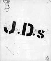J.D.s - Issue One