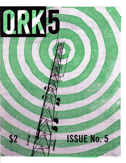 QRK5, Issue 5 key art
