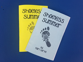 File:Shoeless Summer Blue and Yellow Covers.png