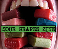 Sour Grapes zine