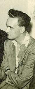Walt Willis at the London Science Fiction Convention, 1953