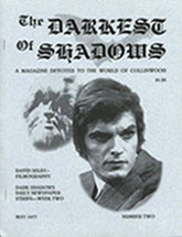 The Darkest of ShadowsIssue 2 May 1977