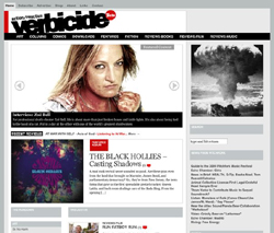 VerbicideMagazine.com in August 2009