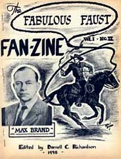 The Fabulous Faust Fan-ZineVolume 1, No. 2 December 1948Cover art by William F. Nolan