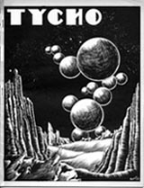 Tycho Issue 2 Cover art by Morris Scott Dollens 1942