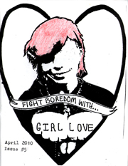 Fight Boredom with Girl Love!
