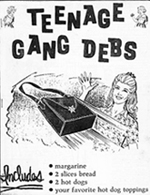 Teenage Gang Debs Issue One