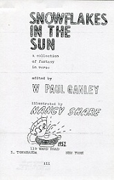 Snowflakes in the Sun1952