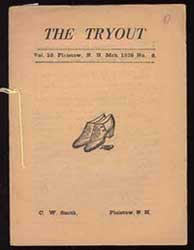 The Tryout March 1926