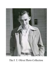 The J.T. Oliver Photo CollectionMay 2013