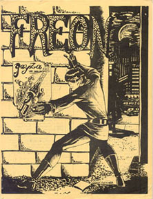 FreonIssue 3 December 1969Cover art by Wendy Pini (as Wendy Fletcher)