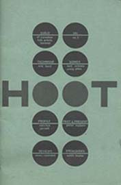 Hoot Magazine Issue 3 Edited by Roger Feather