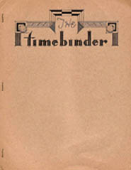 The TimebinderVolume 1, No. 2 1945