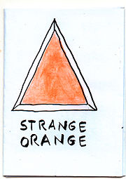 Strange Orange by Pere Saguer