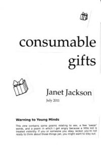 consumable gifts cover