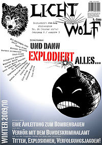 "Lichtwolf Issue 28 Dec 2009 ""...and then everything explodes"""