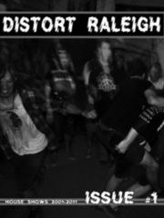 Distort Raleigh Issue #1