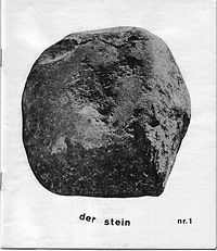Der Stein May 2010 Issue 1