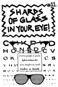Shards Of Glass In Your Eye!  #11, Take A Look December 2013