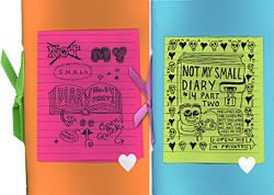 Not My Small Diary Issue 14